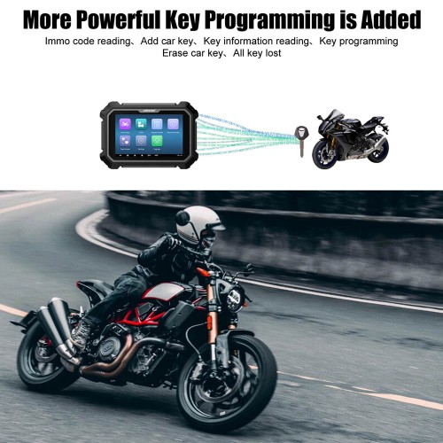 OBDSTAR MS80 Motorcycle Diagnostic Scan Tool