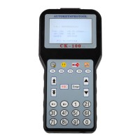 V45.09 CK-100 CK100 Auto Key Programmer with 1024 Tokens