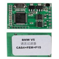 CAS4 BMW V5 CAN Filter For F01, F07, F10 and X3 2011-2012
