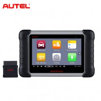 [UK SHIP] Autel MaxiCOM MK808BT All System Diagnostic Tool with MaxiVCI Support ABS/ SRS/ EPB/ IMMO/ DPF/ SAS/ TMPS Upgraded Version of MK808