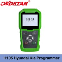 [UK SHIP] OBDSTAR H105 With Key Programmer + pin code reading + Odometer Correction For Hyundai Kia