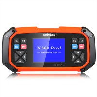 [Big Sale] [UK SHIP] OBDSTAR X300 PRO3 Key Master OBD IMMO Key Programming Tool Full Package