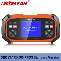 [Big Sale] [UK SHIP] OBDSTAR X300 PRO3 OBD2 Auto Key Master Standard Version With IMMO + Odometer + EEPROM PIC + OBDII