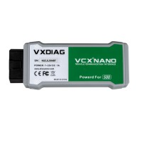 [UK SHIP ] Latest V159 VXDIAG VCX NANO for Land Rover and Jaguar Diagnostic Tool