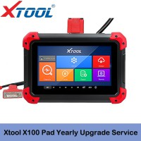 Xtool X100 Pad Software Yearly Upgrade Service Subscription