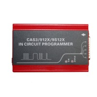 CAS3/912X/9S12X In Circuit Programmer For BMW CAS Ford Landrover BENZ Odometer Correction