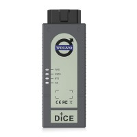 2014D VIDA DICE Diagnostic Tool for VOLVO From 1998-2014 Support Bluetooth