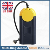 [Big Sale] [UK SHIP] V2018.3 Multi-Diag Access J2534 Pass-Thru OBD2 Device