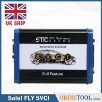 [UK SHIP] SVCI V2018 Original FLY SVCI ABRITES Commander SVCI Full Version (18 Software)