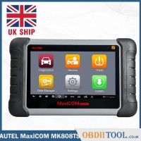 [Big Sale] [UK SHIP] Original AUTEL MaxiCOM MK808TS Diagnostic Tool With TPMS services  Sensor Activation Update Online
