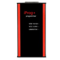 [UK SHIP] V84 Iprog+ Pro Key Programmer Support IMMO + Mileage Correction + Airbag Reset With 7 Adapters