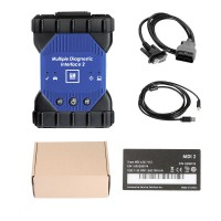 Wifi Version GM MDI 2 Multiple Diagnostic Interface With V2020.3 GDS2 Tech2 Win Software Sata HDD