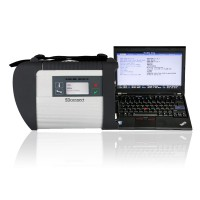 [Ready To use] Full Pckage V2020.06 DOIP MB SD C4 SD Connect 4 Star Diagnosis With WIFI Plus Lenovo X220 Laptop I5 CPU 4GB