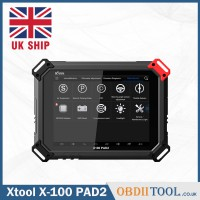 [UK SHIP] Xtool X-100 PAD2 Pro Full Version with VW 4th & 5th IMMO Key Programming