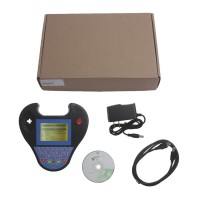 [UK Ship] Mini Type Smart Zed-Bull Zedbull Key Programmer Black Color Multi-language Software V508 Without Tokens Limitation