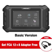 [ Basic Version] OBDSTAR ODOMASTER for Odometer Adjustment/OBDII and Oil Service Reset Buy now can Get OBDSTAR FCA 12+8 adapter as Free Gift