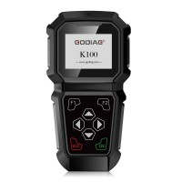 GODIAG K100 CHRYSLER/JEEP key Programming Support Add keys And All Key Lost