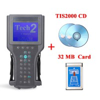 [UK SHIP] Tech2 Diagnostic Scanner for GM/SAAB/OPEL/SUZUKI/ISUZU/Holden with TIS2000 Software Full Package without Carrying Case