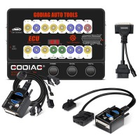 Bundle Promotion GODIAG GT100 ECU Connector + BMW FEM/ BDC And BMW CAS4 / CAS4+ Test Platform Cable