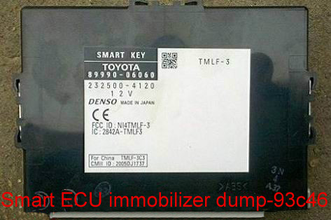 new product 6 TOYOTA 2012 RAV4-Smart Key Programmer