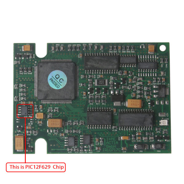 Upgrade Chip for Multi-Diag J2534 Interface