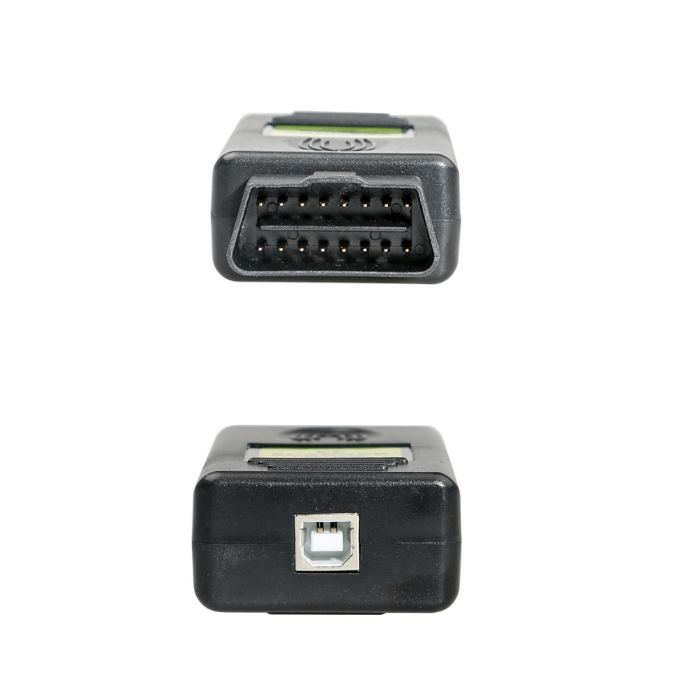 EF SCANNER II For BMW display 2