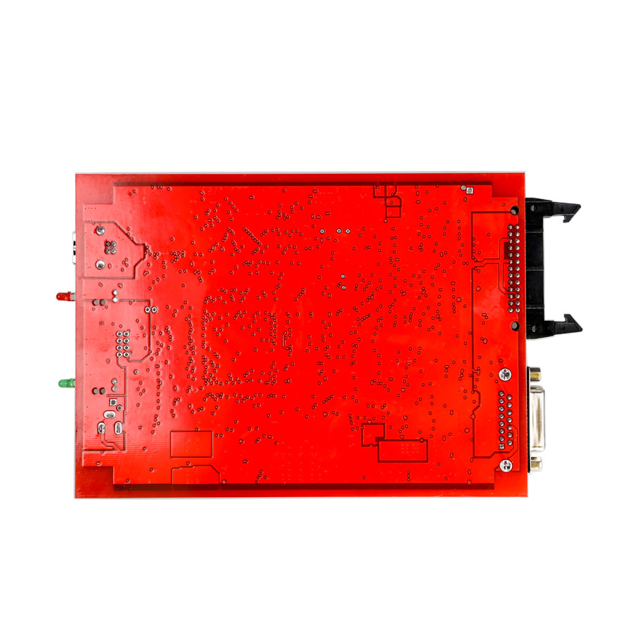 KTAG 7.020 Red PCB OBD2 Manager Tuning Kit PCB Display