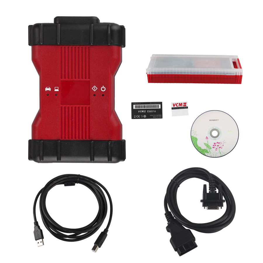 VCM2  packing list