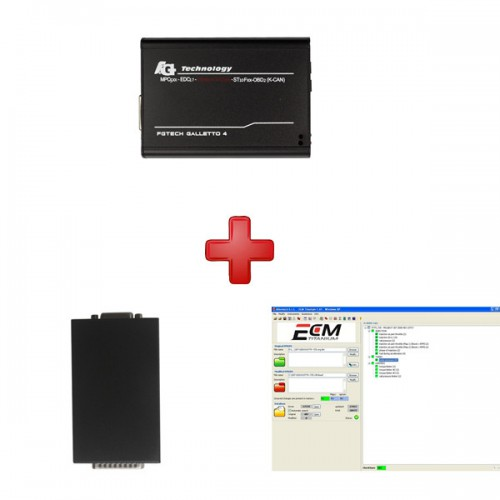 KESS V2,  V54 FGTech Galletto Plus ECM TITANIUM ECU Tuning Software