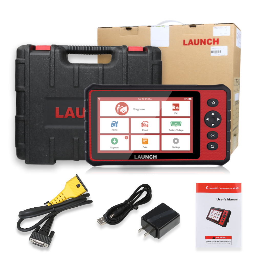 launch-x431-crp909-package