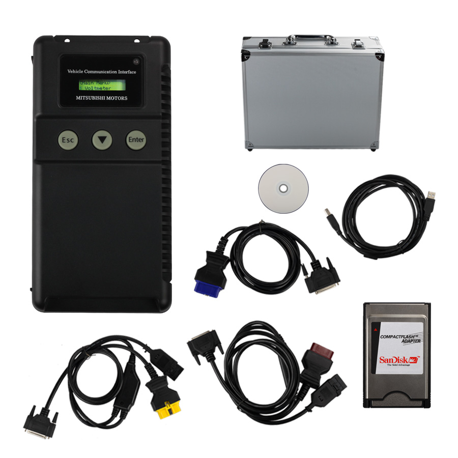 mitsubishi-mut-3-diagnostic-tool-package
