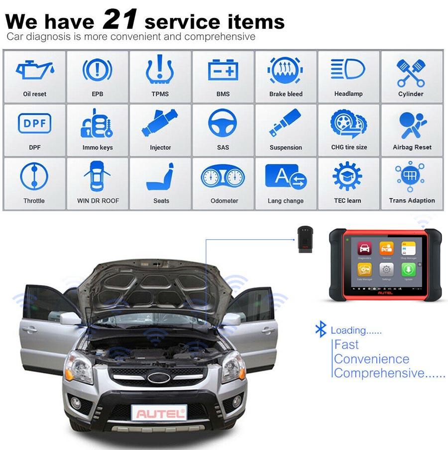 MK906BT 21 Services